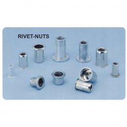 Countersunk (C) Rivet Nut | M3 to M8