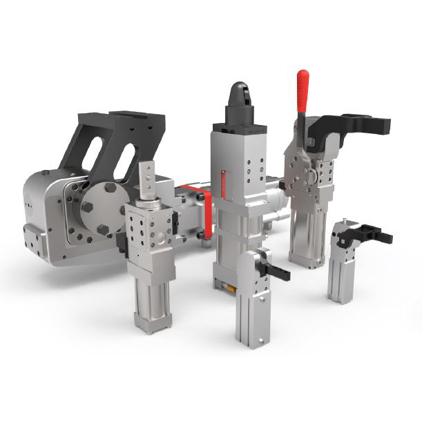 Power Clamps