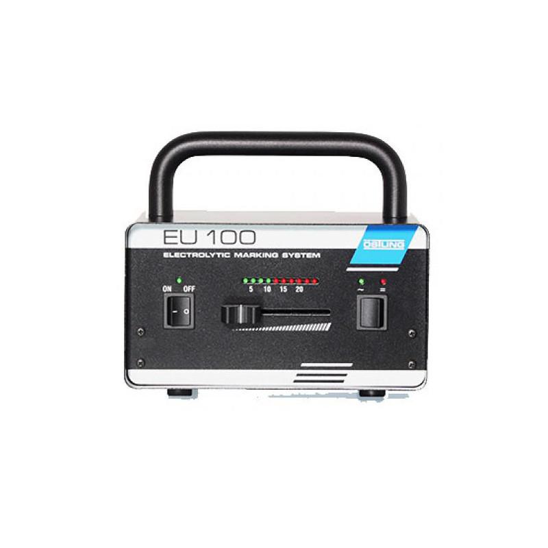 EU100 Electrolytic Marking Machine