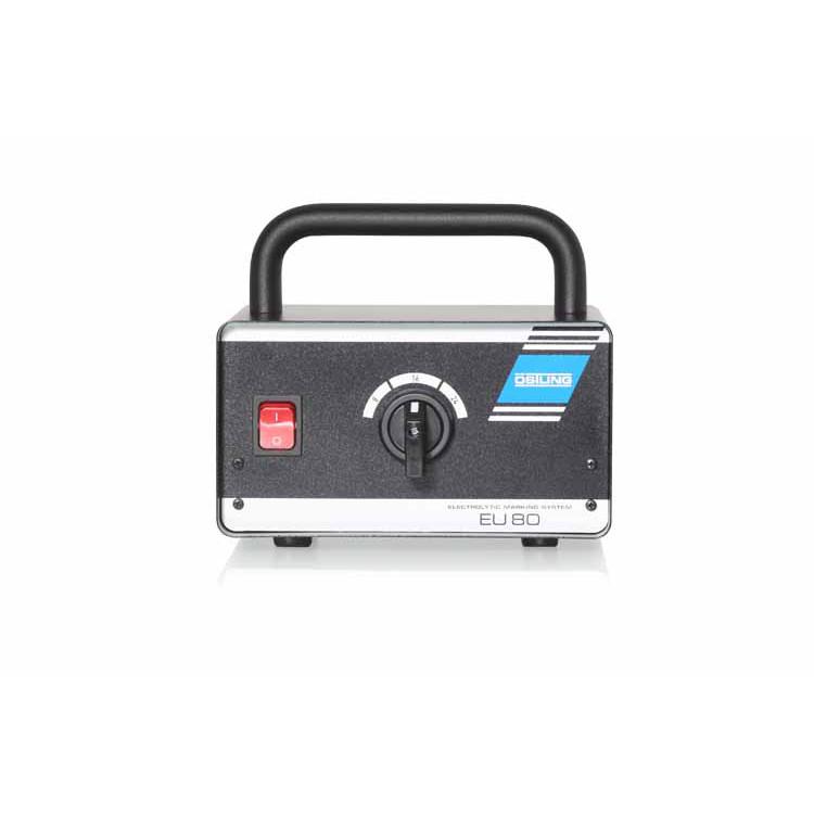 EU80 Electrolytic Marking Machine