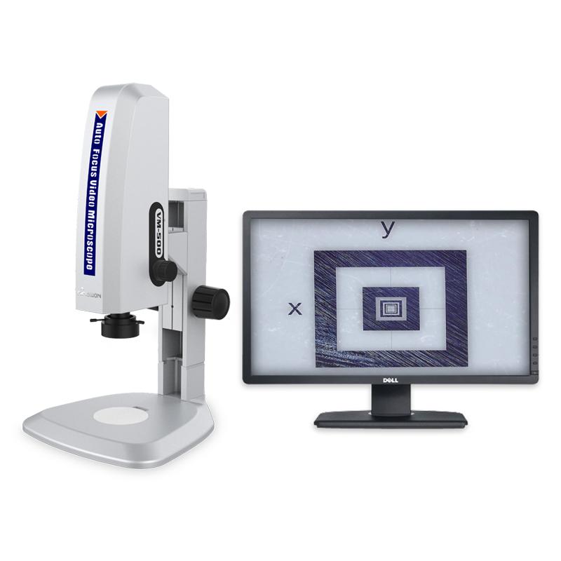 Auto Focus Video Measuring Microscope