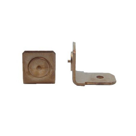 COPPER PLATED MILD STEEL