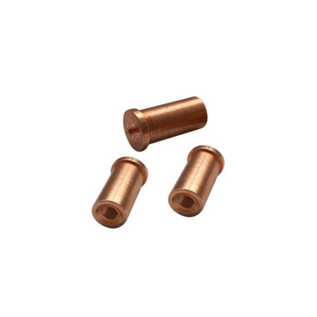 MILD STEEL INTERNAL THREADED C.D STUD
