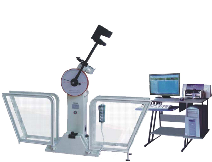 Computerized Impact Testing Machine
