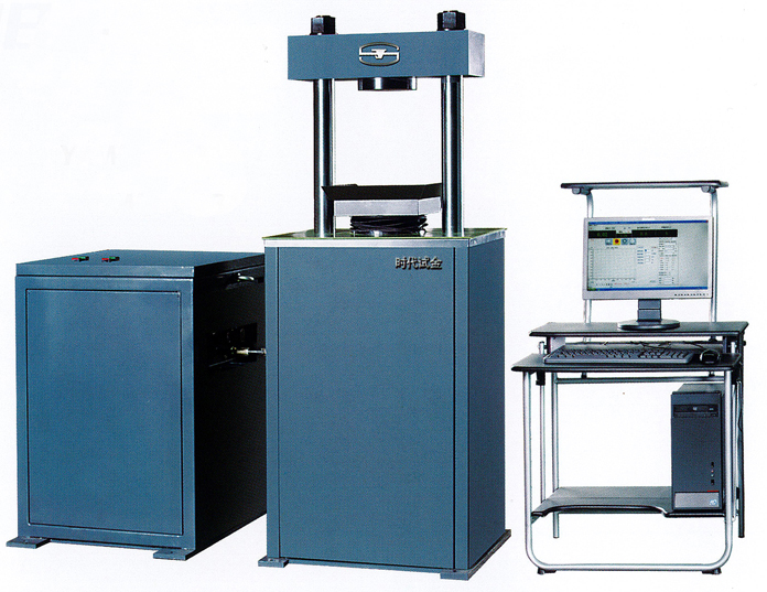 YAW Series Compression Testing Machine
