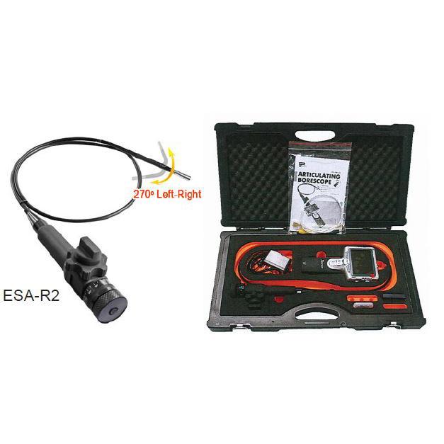 Articulating Borescope/Endoscope