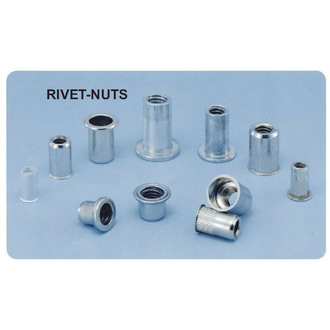 Countersunk (C) Rivet Nut   M3 to M8